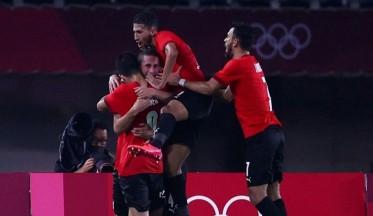 مصر تتحدى البرازيل في ربع نهائي الأولمبياد