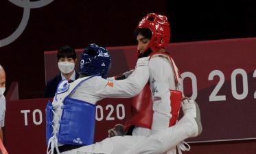 أولمبياد طوكيو...المغربي محبوبي يقصى في ربع نهائي التايكواندو