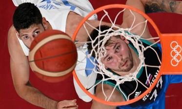 سلوفينيا تهزم الأرجنتين بكرة السلة في ظهورها الأول في الأولمبياد