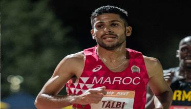 استبعاد العداء المغربي الواعد طالبي من الأولمبياد