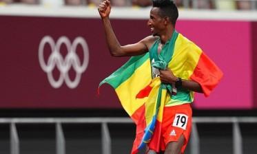 الإثيوبي باريغا يحرز ذهبية 10 آلاف متر