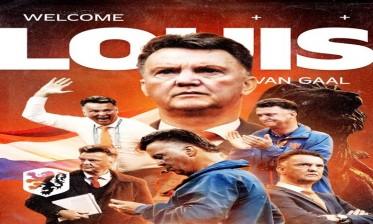 فان غال يعود لقيادة المنتخب الهولندي