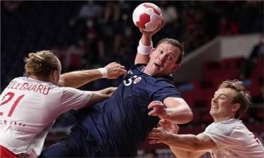 الدنمارك تواجه فرنسا في نهائي كرة اليد