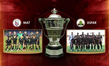 المغرب التطواني والجيش الملكي في نهائي كأس العرش
