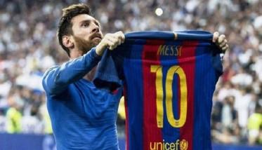 برشلونة يعلن تجديد عقد ميسي رسميا في هذا الموعد