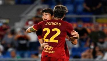 """روما يعود إلى الطريق الصحيح بالسيري """"أ"""""""