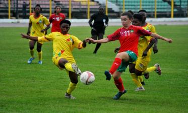 المنتخب المغربي النسوي لأقل من 20 يعود بفوز مهم من البنين