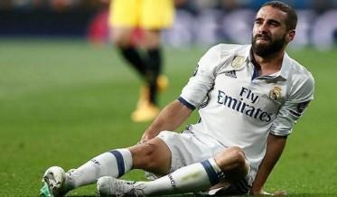 الكشف عن مدة غياب كارفخال عن ريال مدريد