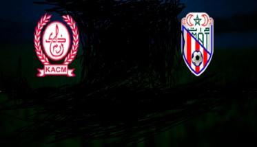 الكوكب المراكشي في مباراة صعبة أمام المغرب التطواني
