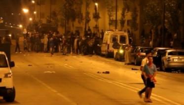 إعتقال 21 شخصا فى أحداث شغب كلاسيكو الدوري الفرنسي