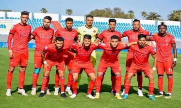 شباب المحمدية يتلقى الهزيمة الثانية في الموسم