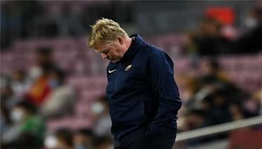 رسميا...برشلونة يعلن إقالة المدرب كومان