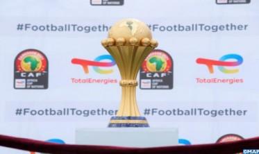 كأس إفريقيا يحط في غينيا قادما من المغرب