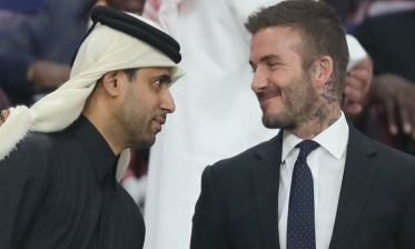 قطر تتعاقد مع بيكهام بمبلغ ضخم ليصبح وجها لكأس العالم