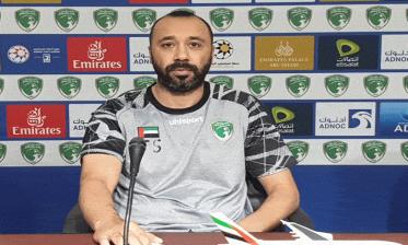 السكتيوي: قلق على مستقبل فريق الإمارات