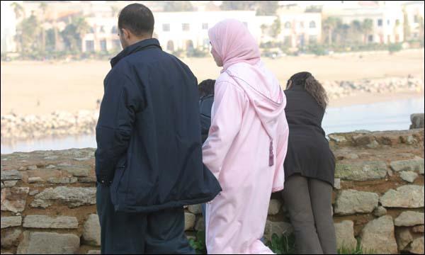 أسرة مغربية