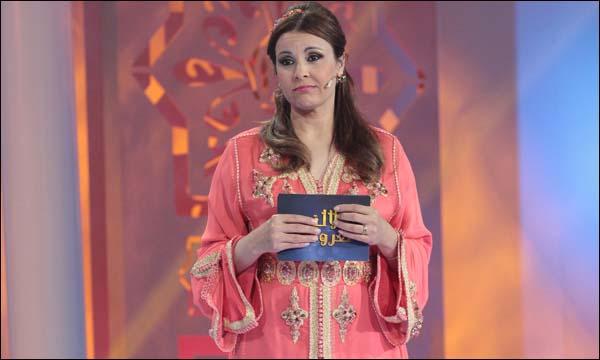 فاطمة خير مقدمة برنامج 'لالة العروسة' (خاص)