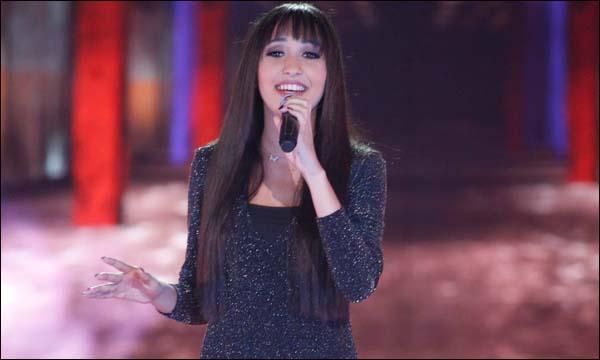 المغنية المغربية الصاعدة هند زيادة