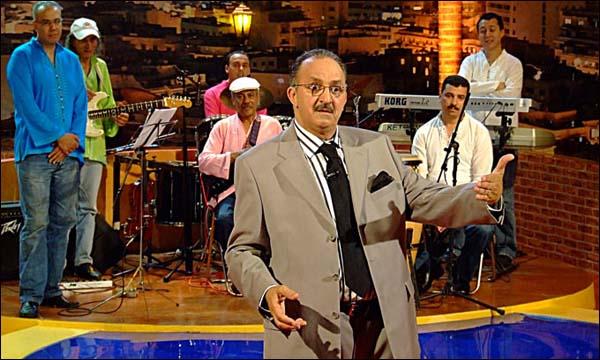الفنان الكوميدي المغربي محمد الجم