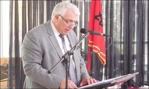 رئيس جامعة السلطان مولاي سليمان، بوشعيب مرناري