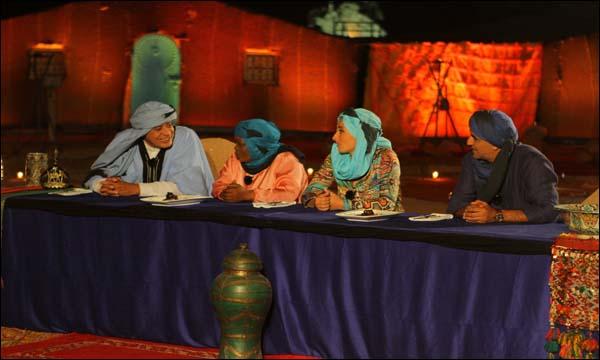 أعضاء لجنة تحكيم برنامج 'ماستر شيف'