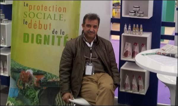 عبد الجليل لعروسي مسؤول عن البرامج في 'أوكسفام المغرب'