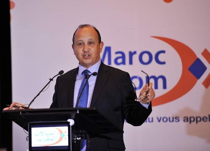 """الحكومة تقرر بيع حصة من رأسمال شركة """"اتصالات المغرب"""""""