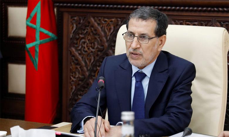 رئيس الحكومة: الحفاظ على السيادة الترابية والوطنية لا يقبل المساومة