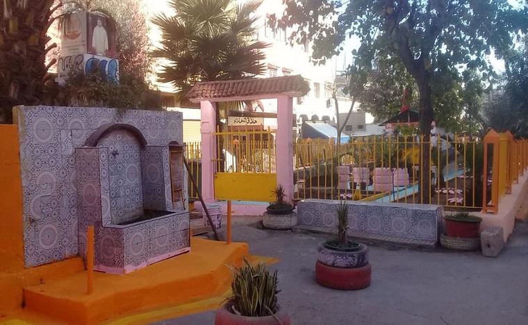 64 جمعية ساهمت في تزيين أزقتها وصيانة وخلق حدائق جديدة بأحيائها