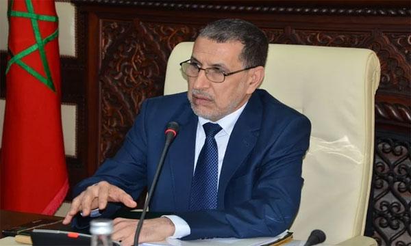 مجلس الحكومة يستمع لإحاطة حول اشغال اللجنة الوطنية لمكافحة الفساد