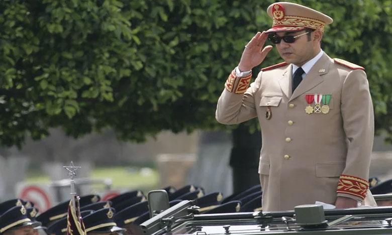 جلالة الملك يوجه الأمر اليومي للقوات المسلحة الملكية بمناسبة الذكرى الـ63 لتأسيسها