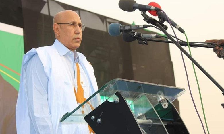 موريتانيا: محمد غزواني يفوز بالانتخابات الرئاسية بنسبة 52,01 في المائة