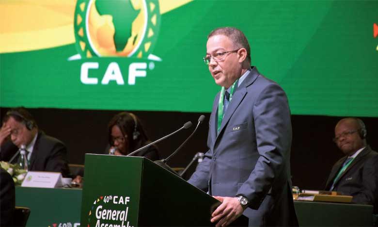 اللجنة التأديبية للاتحاد الإفريقي لكرة القدم توقف فوزي لقجع لسنة
