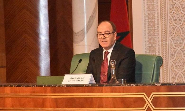 مجلس المستشارين يقدم دليلا للترافع حول قضية الصحراء المغربية