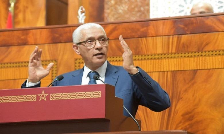 """وزير الشباب والرياضة: شي حد """"قوس"""" على زياش أثناء ضربة الجزاء"""