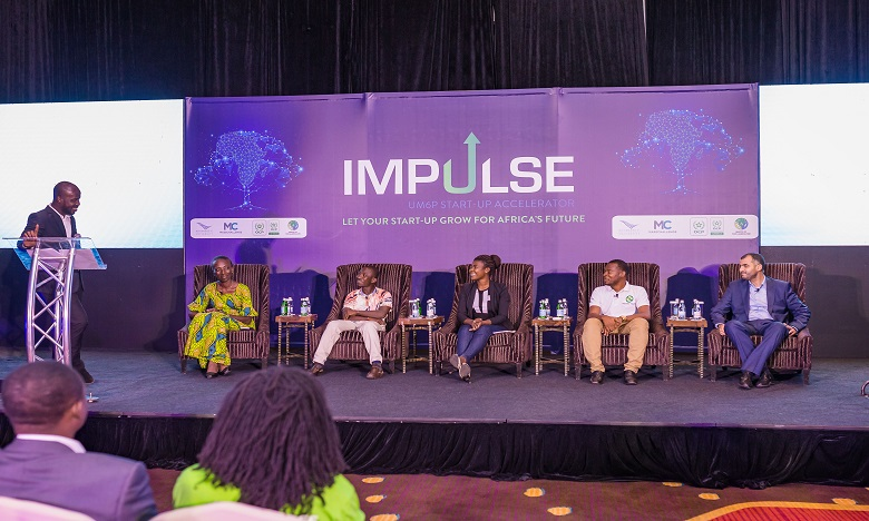 برنامج التسريع IMPULSE ينظم في أكرا دورة إعلامية للمقاولات الناشئة في غانا