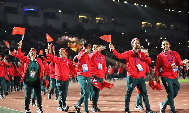 رياضة : الألعاب الإفريقية -الرباط 2019: المغرب دائما في