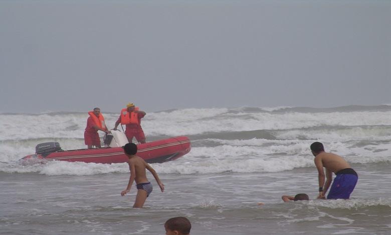 وفاة 53 شخصا غرقا بالشواطئ وإنقاذ 8099 وفقدان 7