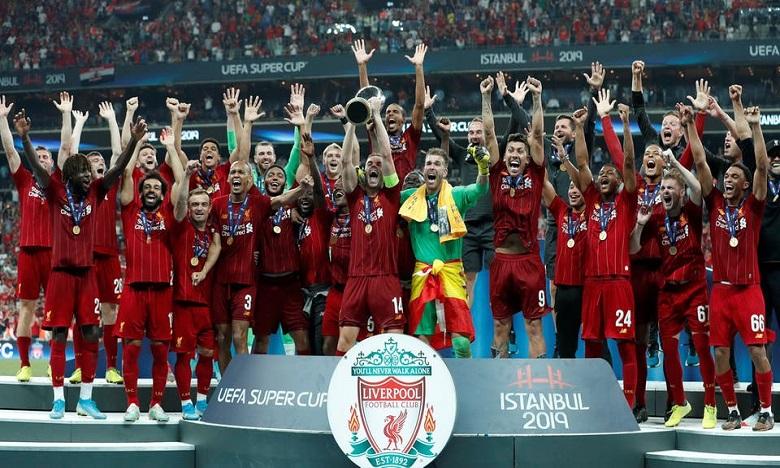 ليفربول يهزم تشيلسي ويتوج بطلاً لكأس السوبر الأوروبية
