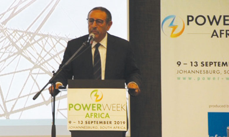 يوسف العمراني يسلط الضوء بجوهانسبورغ على استراتيجية المغرب في مجال الطاقة وأهميتها بالنسبة إلى إفريقيا
