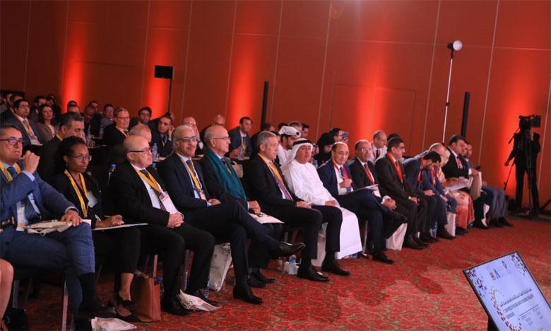 خبراء يتدارسون بمراكش تحديات تقنين وتنظيم قطاع التأمين في منطقة الشرق الأوسط وشمال إفريقيا