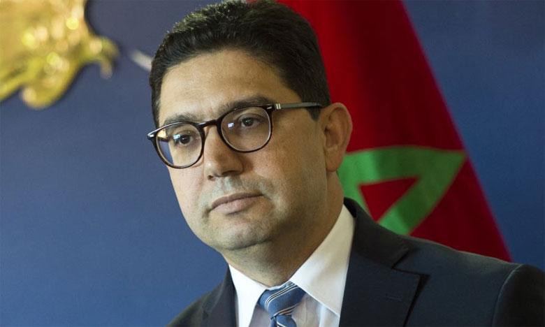 ناصر بوريطة يعبر عن استعداد الدبلوماسية المغربية توضيح أي التباس أو تداخل بين الحدود البحرية الوطنية والحدود البحرية للجارة إسبانيا