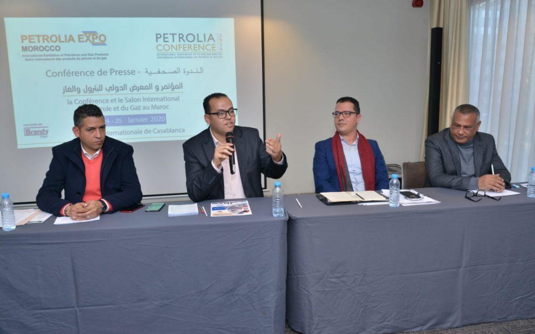 الدورة الأولى للمؤتمر والمعرض الدولي للبترول والغاز Petrolia Expo تنعقد بداية من الغد