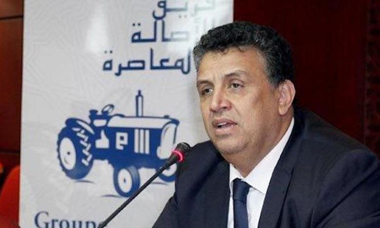 عبد اللطيف وهبي يعلن عن ترشيحه رسميا للأمانة العامة لـ