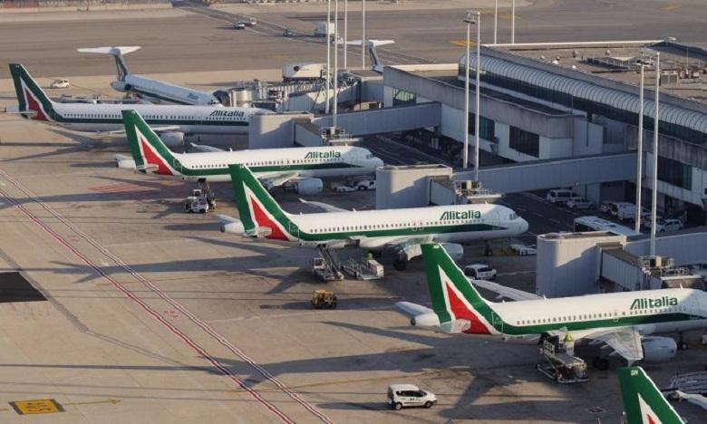 السماح لكافة المطارات الإيطالية بالعودة للعمل ابتداء من يونيو المقبل