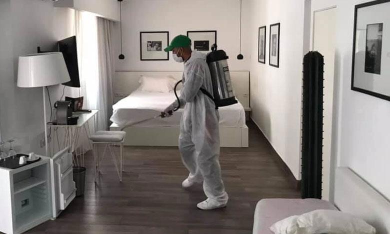 المؤسسات الفندقية والسياحية تستعد لاستئناف نشاطها واستقبال زبنائها بمدينة مراكش