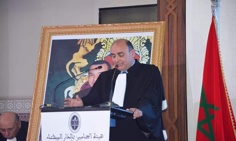 تشكيل لجنة لدراسة وضعية المكاتب الأجنبية للمحامين بالبيضاء والنقيب بيرواين ينفي اجراء مساطر تأديبية