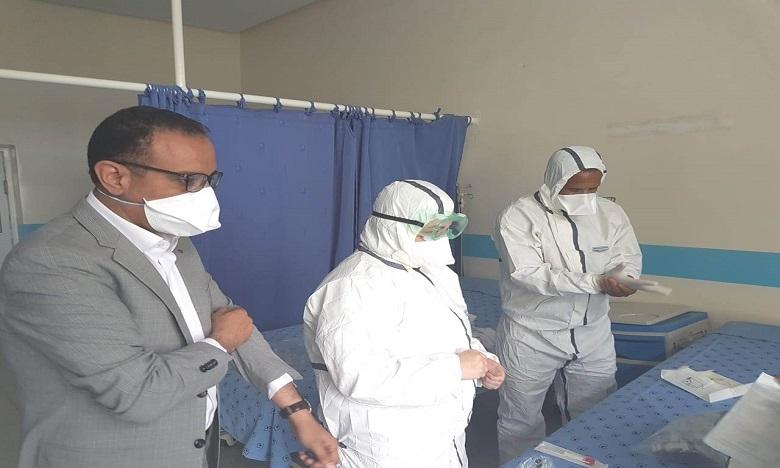 الخميسات: إخضاع مهنيي الجزارة لاختبار الكشف عن فيروس