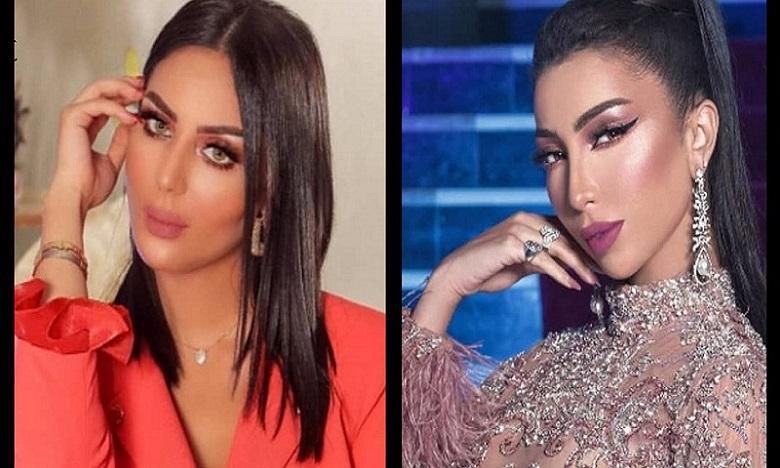 المرافعات تؤجل محاكمة المغنية دنيا باطما وشقيقتها في قضية حسابات