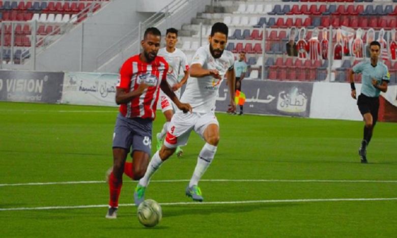 البطولة الإحترافية: فريق المغرب التطواني يتعثر أمام ضيفه فريق حسنية أكادير
